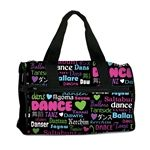 Danshuz Dance International Duffle