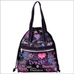 Dance Attitude Drawstring Tote Dance Bag