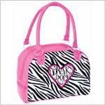 Dancers Rock Zebra Duffel Dance Bag