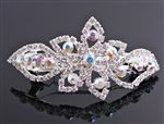 Crystal Rhinestone Hair Barrette