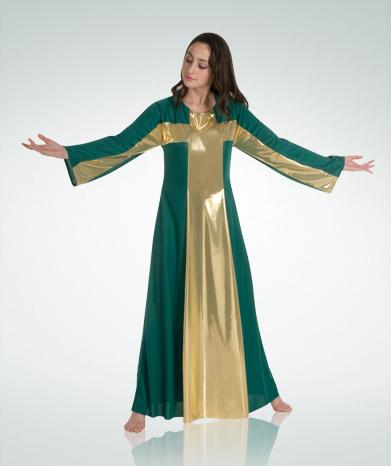 f81f8368495 Body Wrappers Worship Dancewear Robe - You Go Girl Dancewear